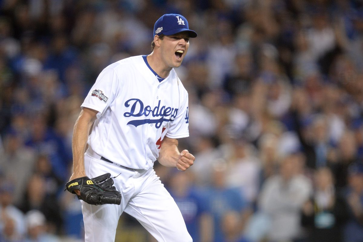 MLB: NLCS-Chicago Cubs at Los Angeles Dodgers