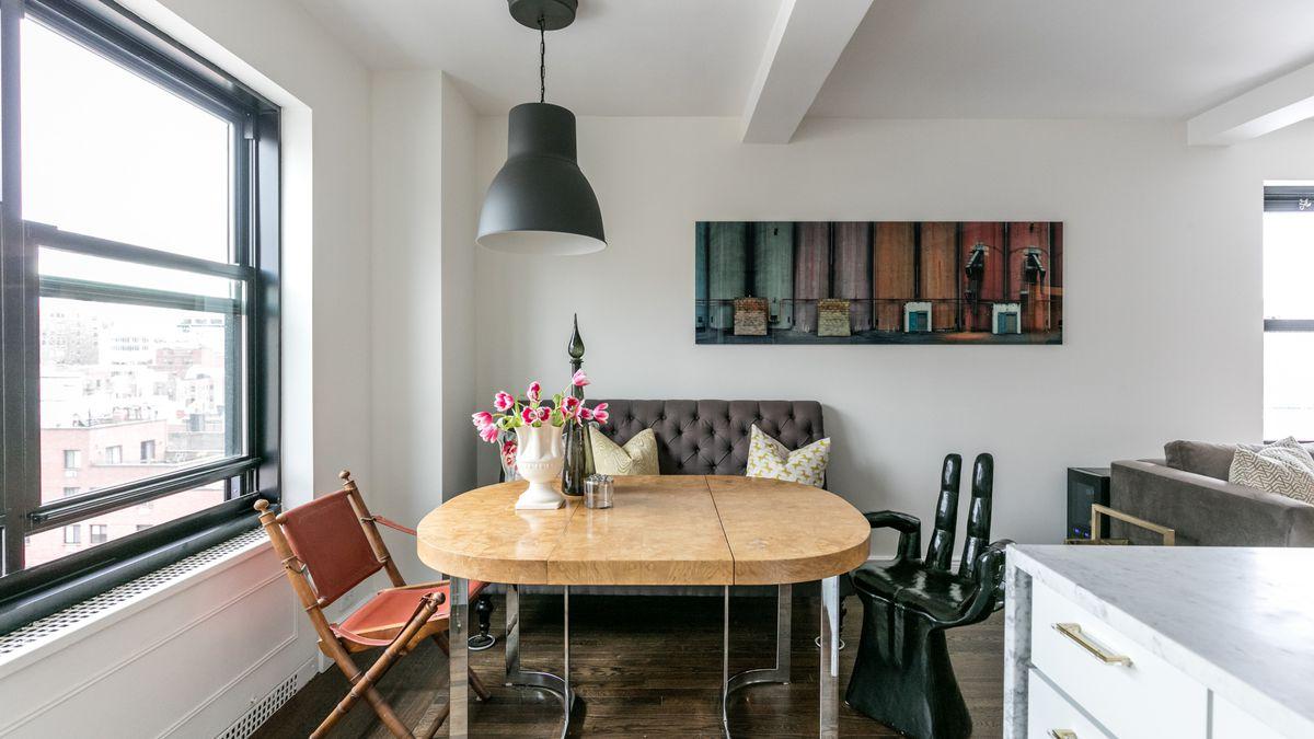 An Interior Designer S Gut Renovation Transforms A Dated