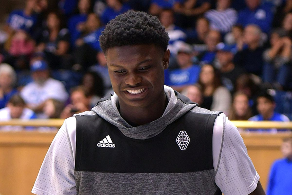 5c71e8132bd3 Zion Williamson might be a package deal with 5-star guard Immanuel Quickley