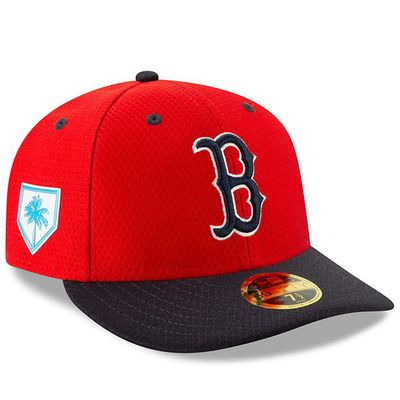 Fanatics Red Sox New Era 2019 Spring Training Low Profile 59FIFTY Fitted Hat  for  39.99 27be17948b04
