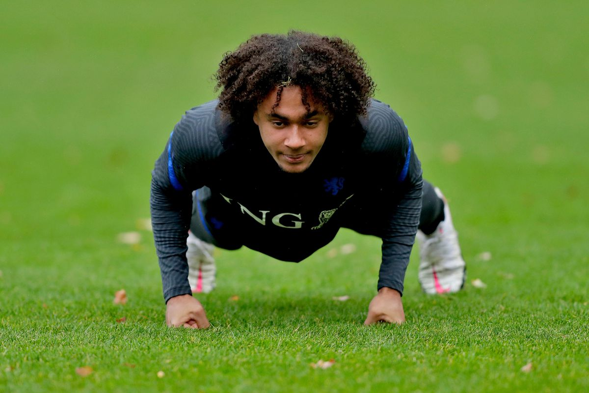 Training Holland U21