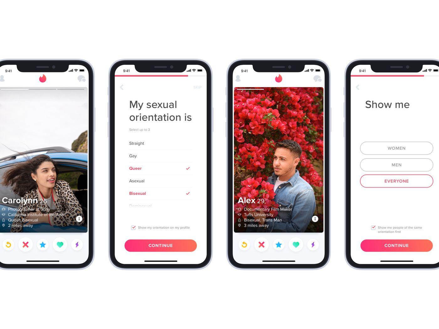 Gay Dating App Woman