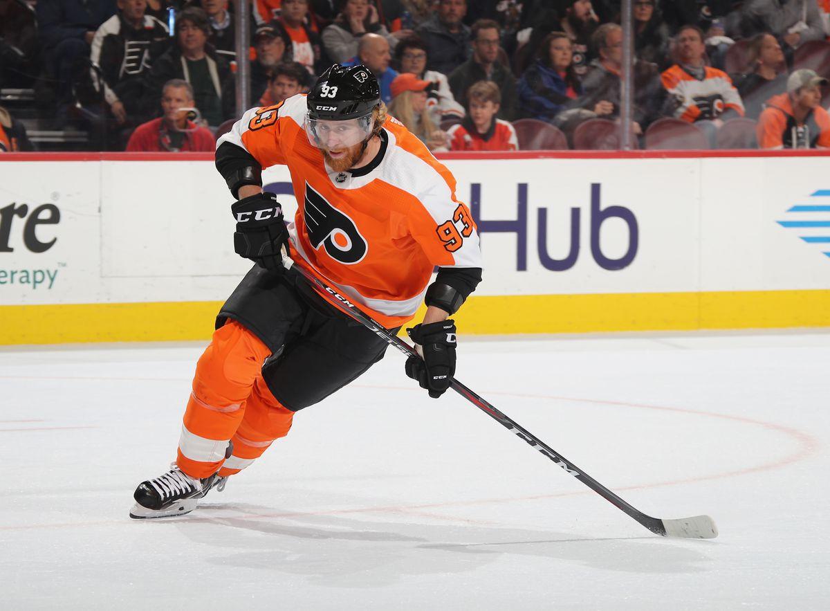 Colorado Avalanche v Philadelphia Flyers