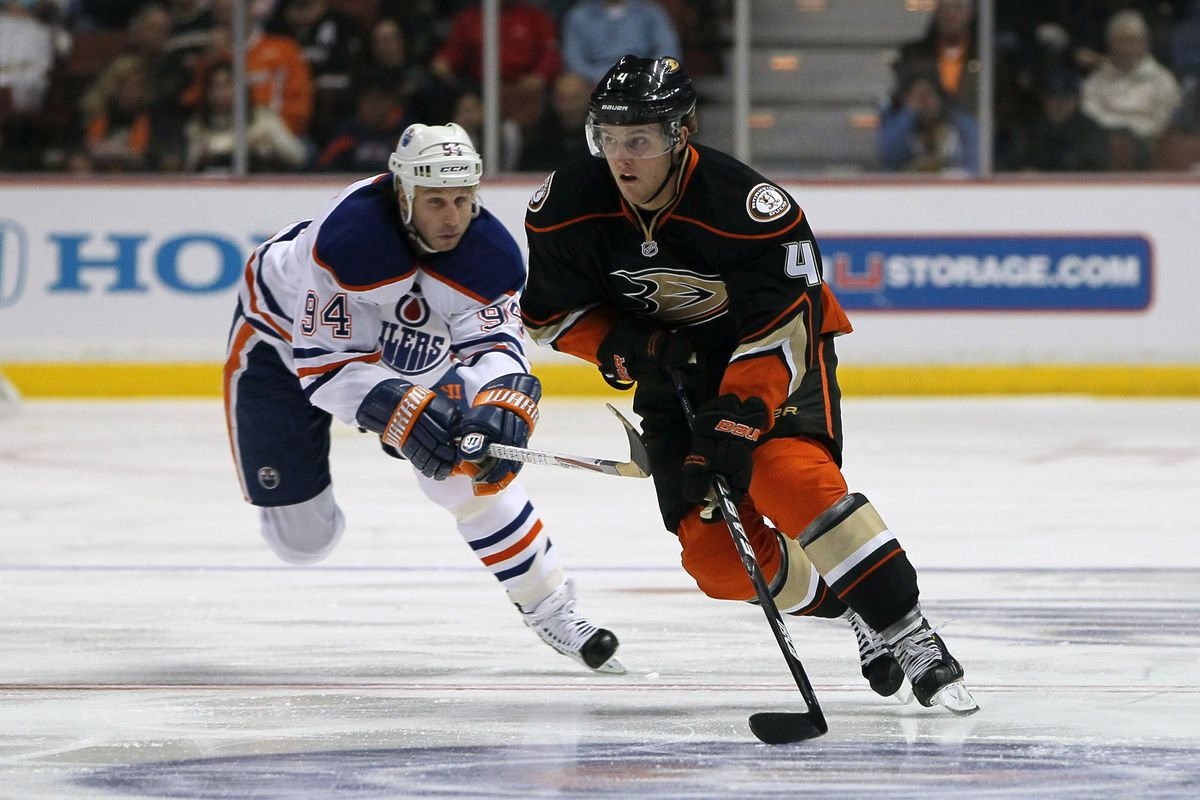 Here is a Ducks defensemen mentioned in my post