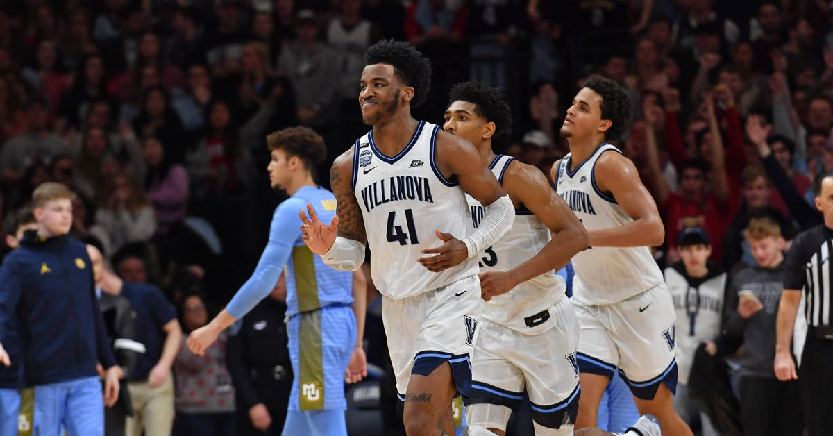 The Incredible Shrinking Villanova Basketball Rotation