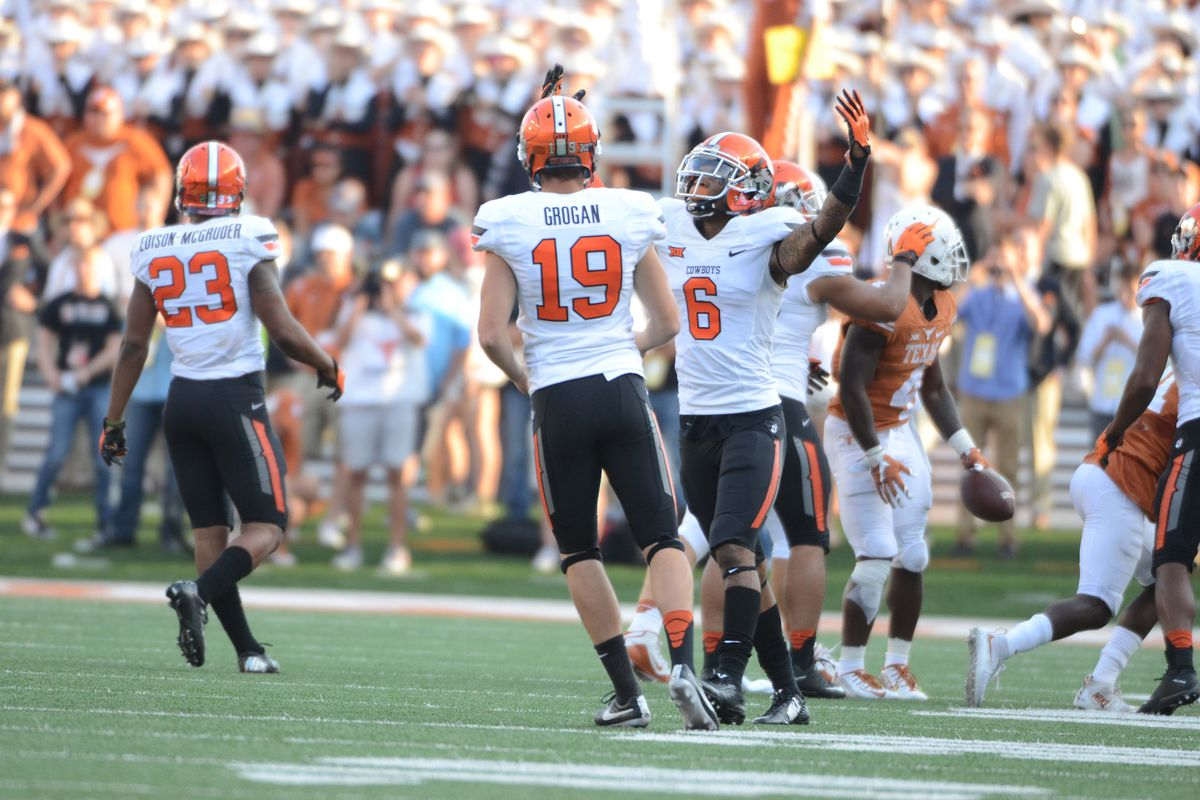 """""""Ice Pirate"""" kicked Oklahoma State to a win and himself to Player of The Game Honors."""