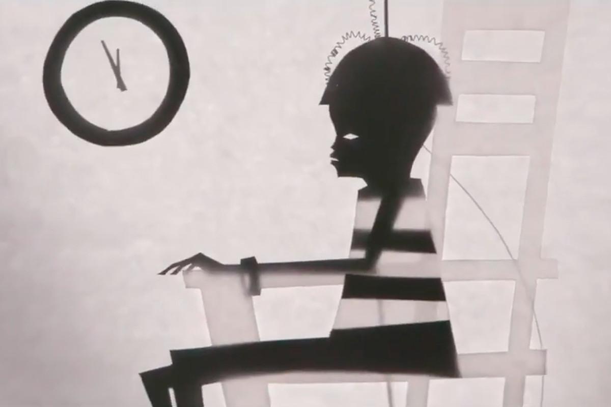 candyman shadow puppet prequel video
