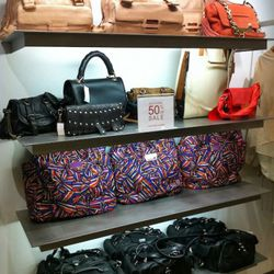 Z Spoke and Marc by Marc Jacobs bags downstairs