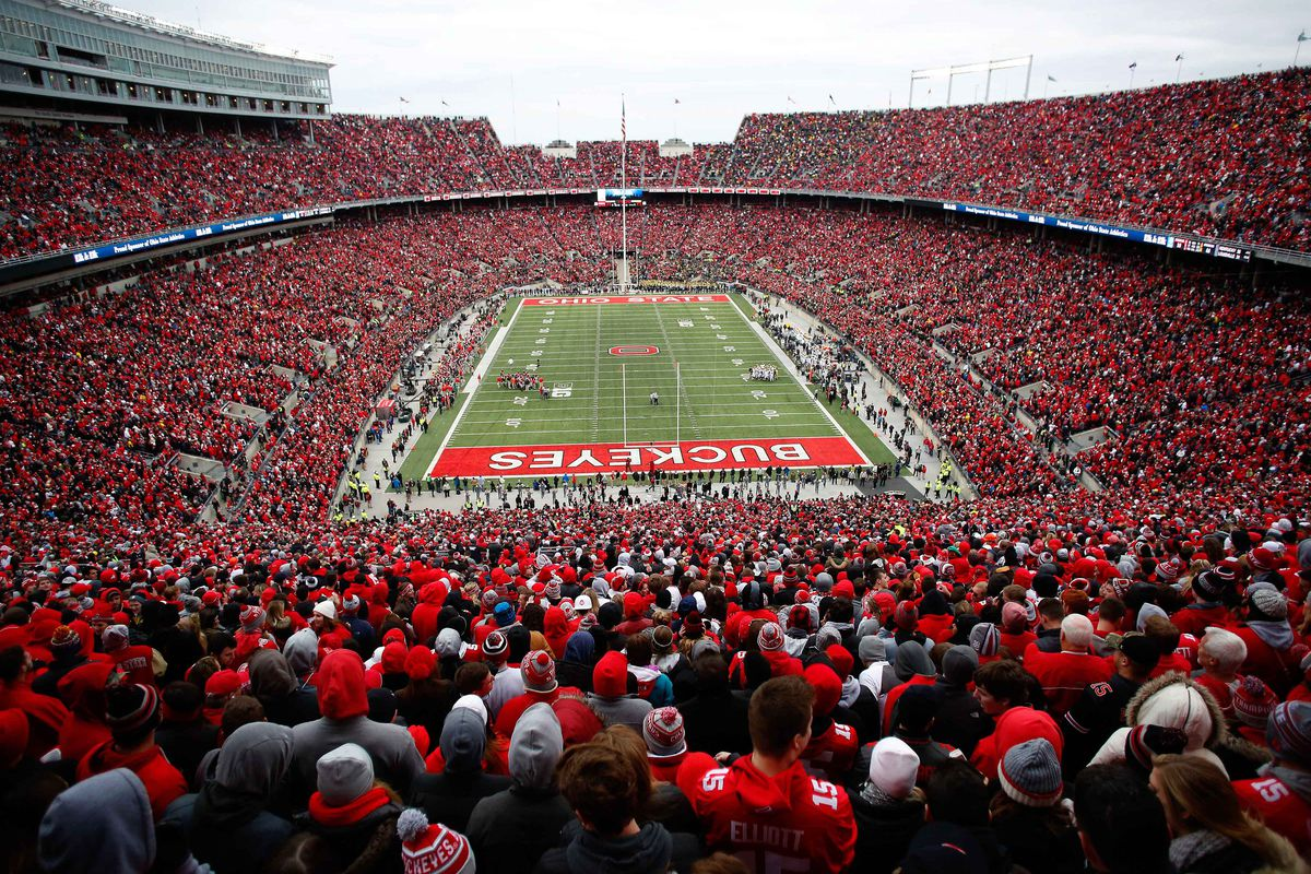 Ohio Stadium 2019-20 game day menu features lobster rolls and chicken and waffles