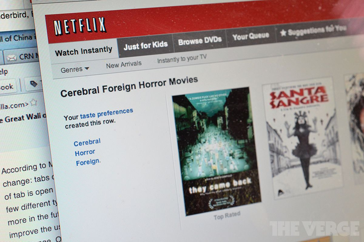 The hilarity and insanity of Netflix's recommended genres, all in