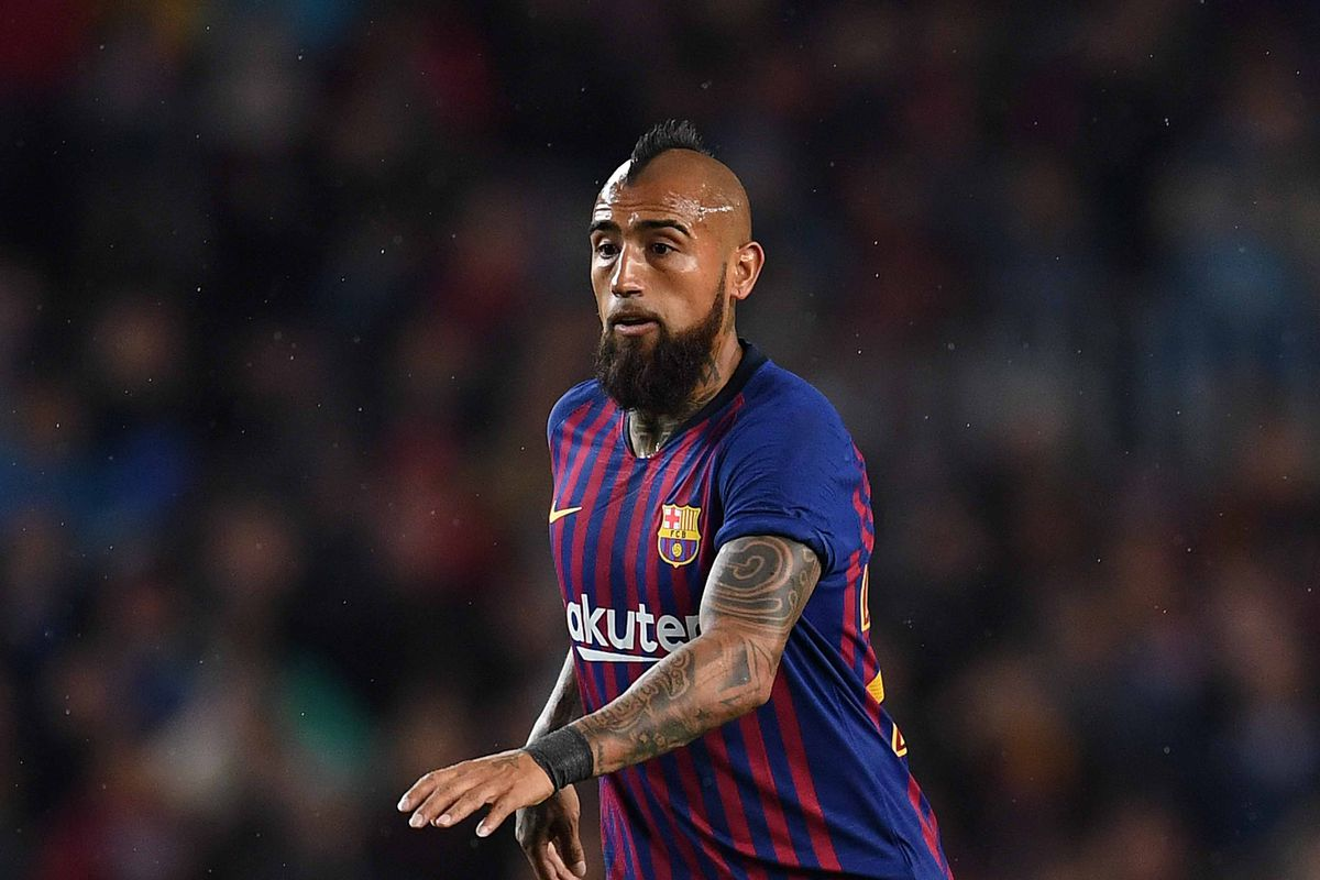 Arturo Vidal's contract could be extended - report