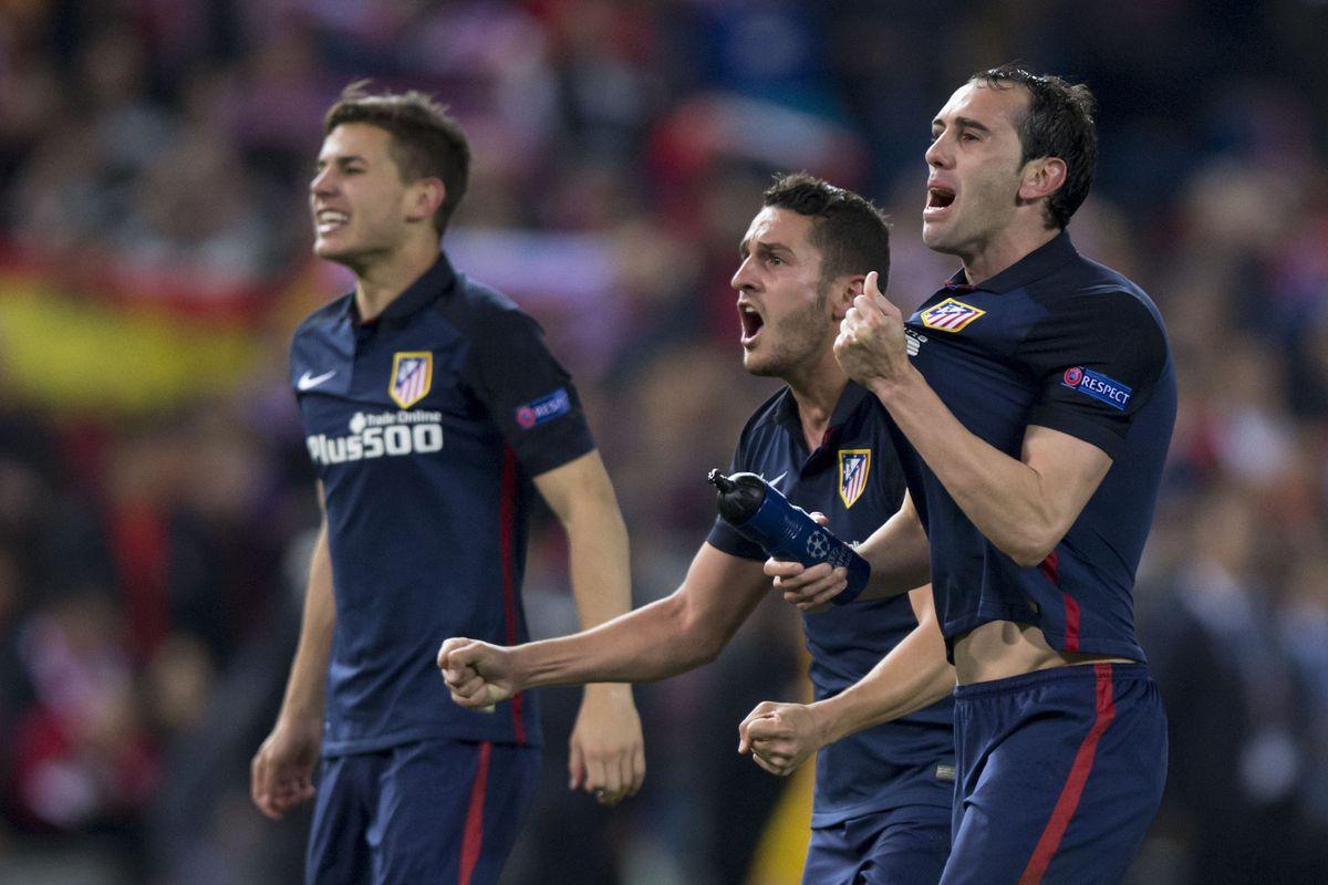 Club Atletico de Madrid v FC Barcelona - UEFA Champions League Quarter Final: Second Leg