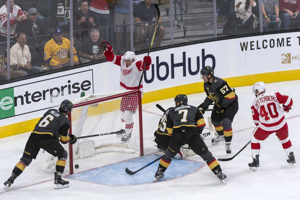 Golden Knights Suffer First Franchise Loss After Turnover Laden