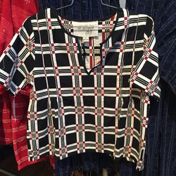 Ace & Jig top, size M, $125