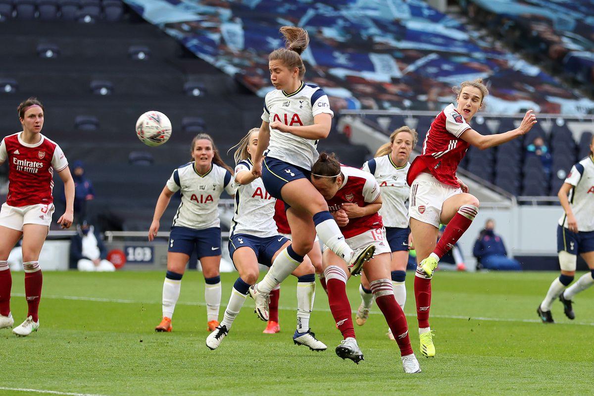Tottenham Hotspur Women v Arsenal Women - Barclays FA Women's Super League