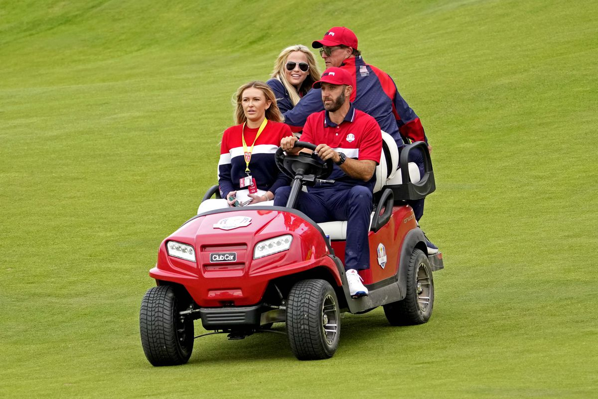 PGA: Ryder Cup Day Three Rounds