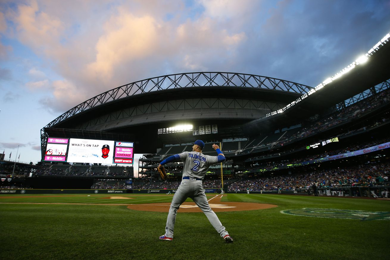 on last night and mariner fans lookout landing
