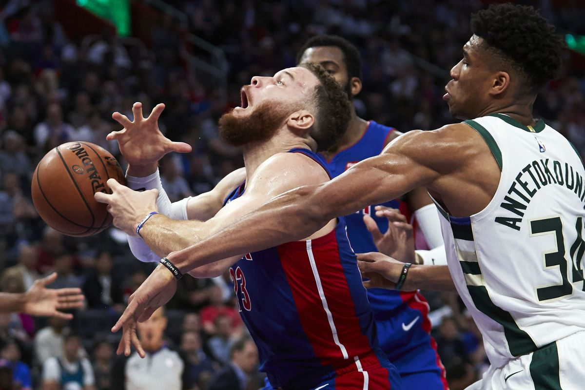 6cd10268ca5 Giannis Just Euro-stepped Over the Pistons. Now Comes the Real Test ...