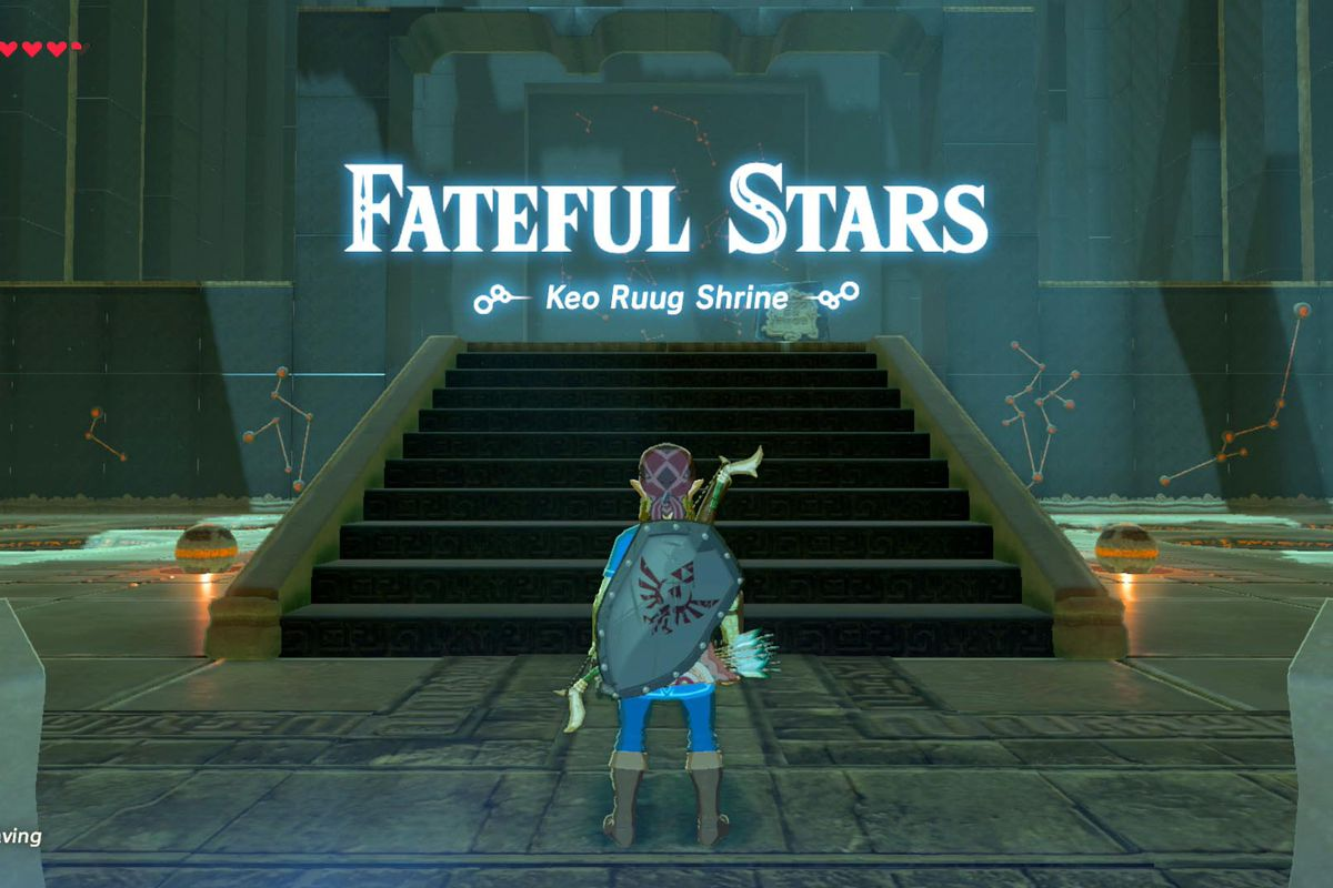 Zelda: Breath of the Wild guide: Keo Ruug shrine - Polygon