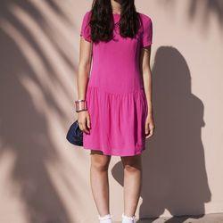 "Marta of <a href=""http://www.itssuperfashion.com""target=""_blank"">It's Super Fashion</a> is wearing an <a href=""http://www.saksfifthavenue.com/main/ProductArray.jsp?FOLDER%3C%3Efolder_id=2534374306114611&PRODUCT%3C%3Eprd_id=845524446134537&ASSORTMENT%3C%3"