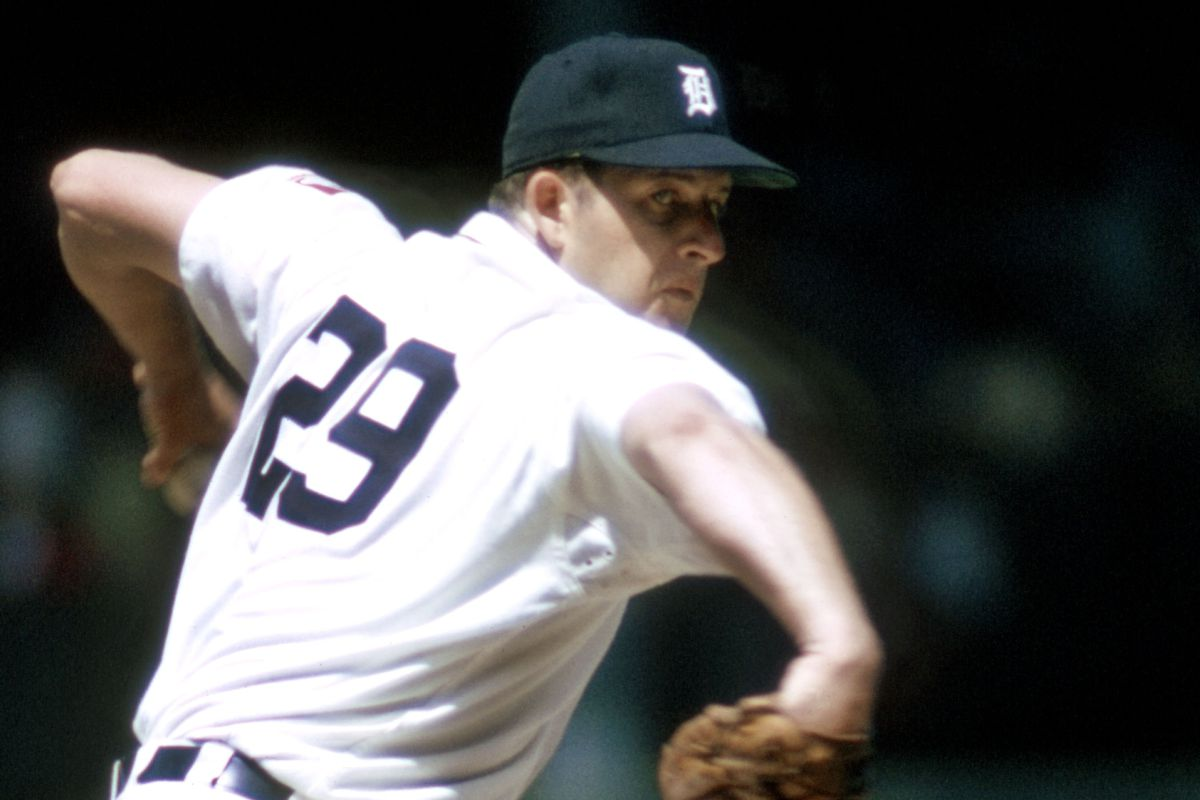 08eb727b8c1 Top Tigers Countdown  12  Mickey Lolich - Bless You Boys