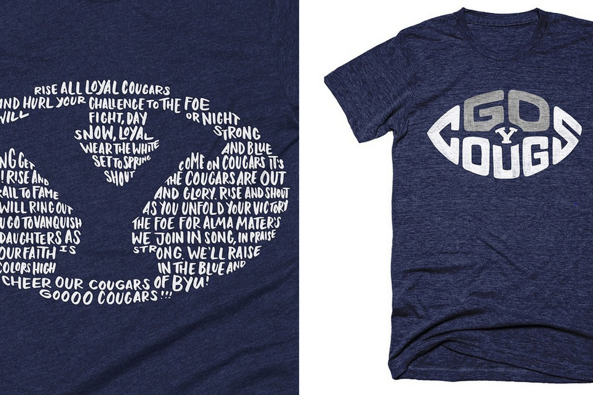 84ac5e85 Vote on BYU football's 2015 game day t-shirt on Instagram - Vanquish ...