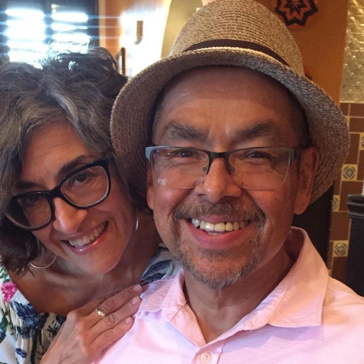 Karen and Phillip D. Rios.