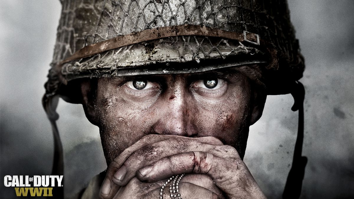 Call of Duty: WWII reveal artwork