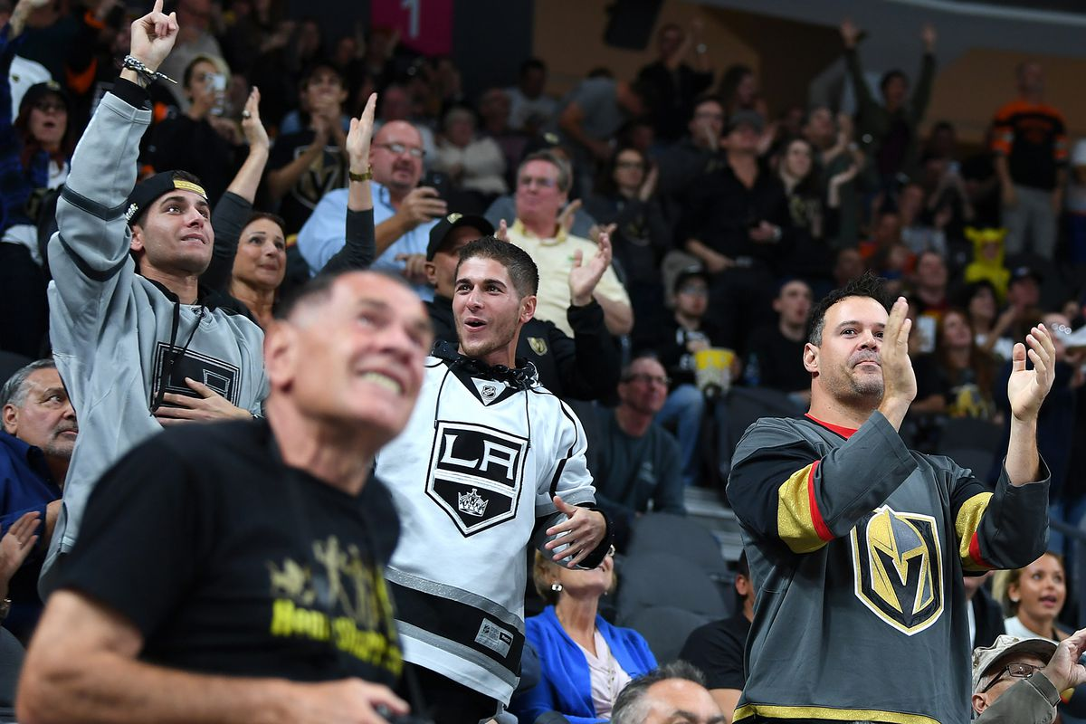 T Mobile Arena Atmosphere A Sign Of What S To Come For Golden