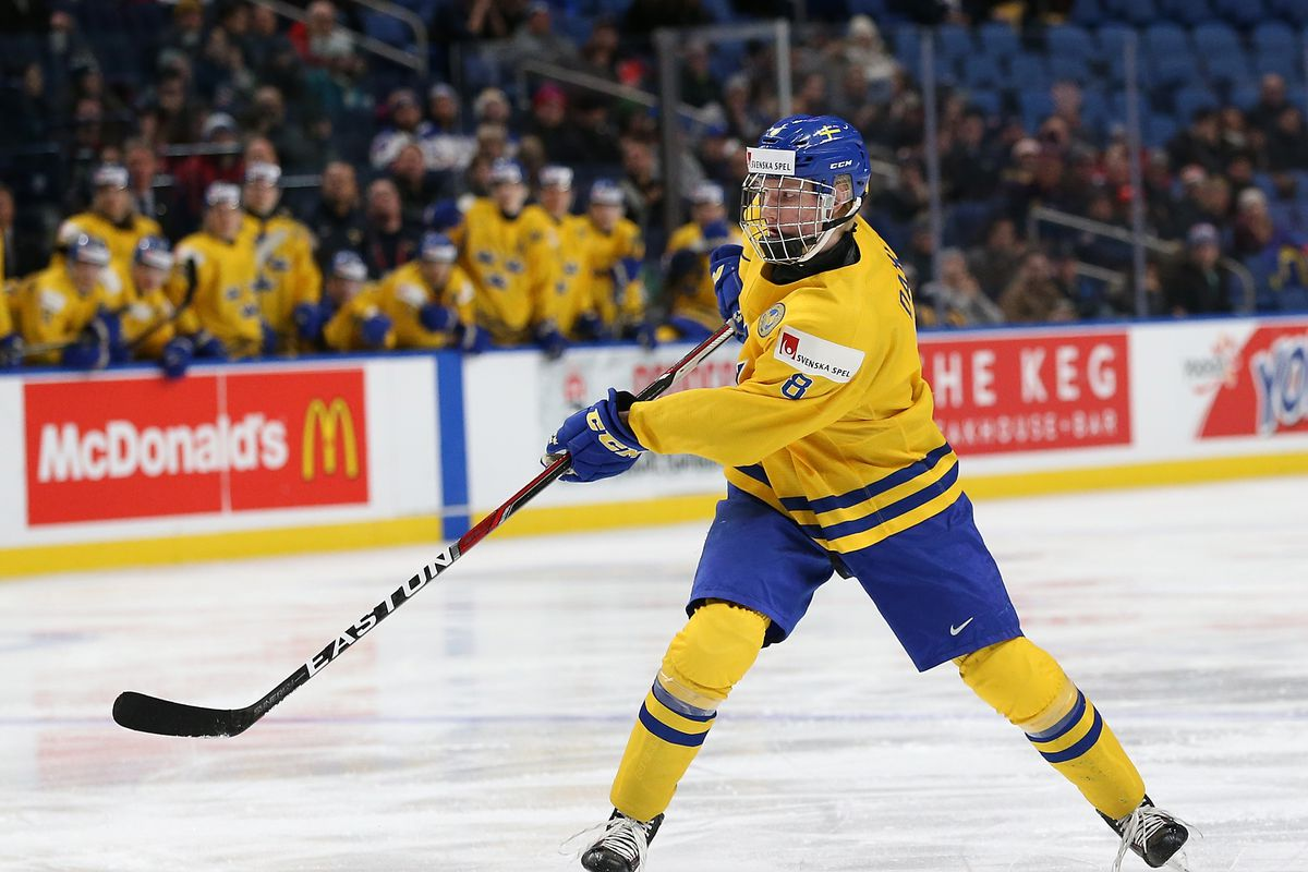 Usa Vs Sweden 2018 World Juniors A Must Watch Game For Nhl Fans