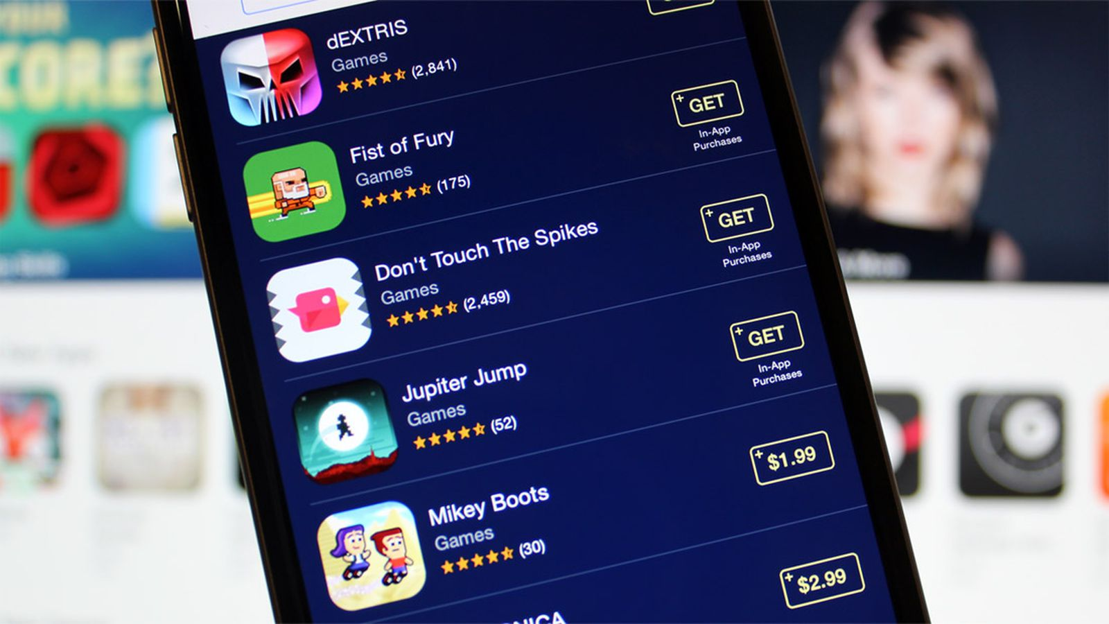 Free Games For Apps