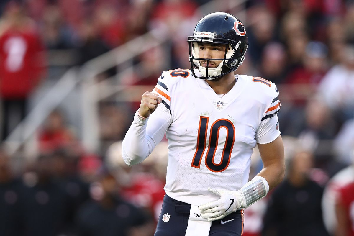 'Truly obsessed': Bears QB Mitch Trubisky wants to cross ultimate goal off list