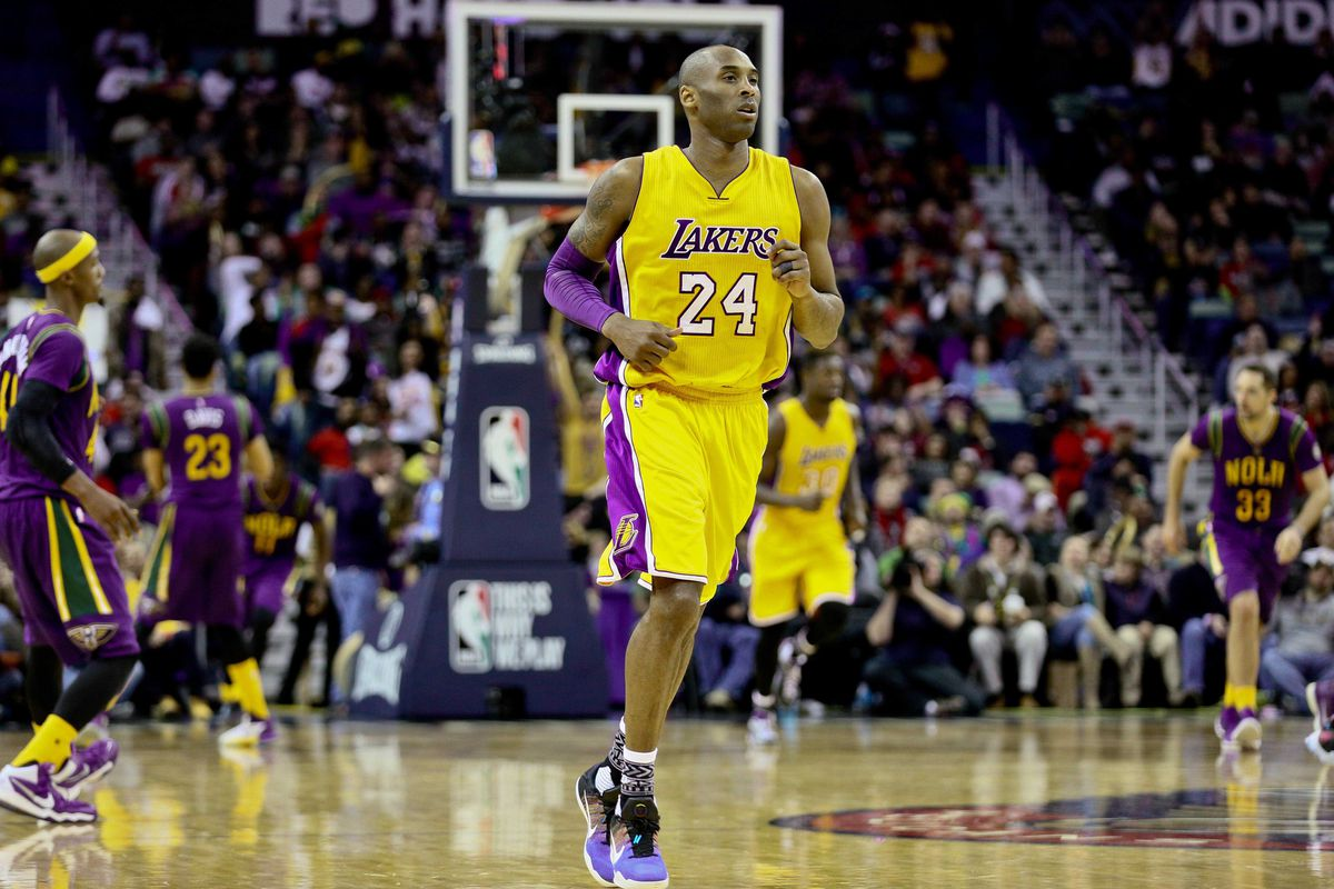 37be81332e96 Reflecting on Kobe Bryant coming to New Orleans one last time - The ...