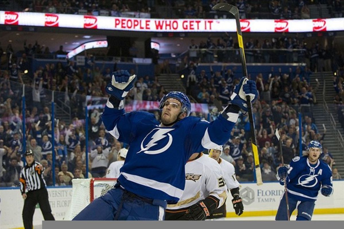 Forward Teddy Purcell agreed toa  three year contract extension with the Tampa Bay Lightning.