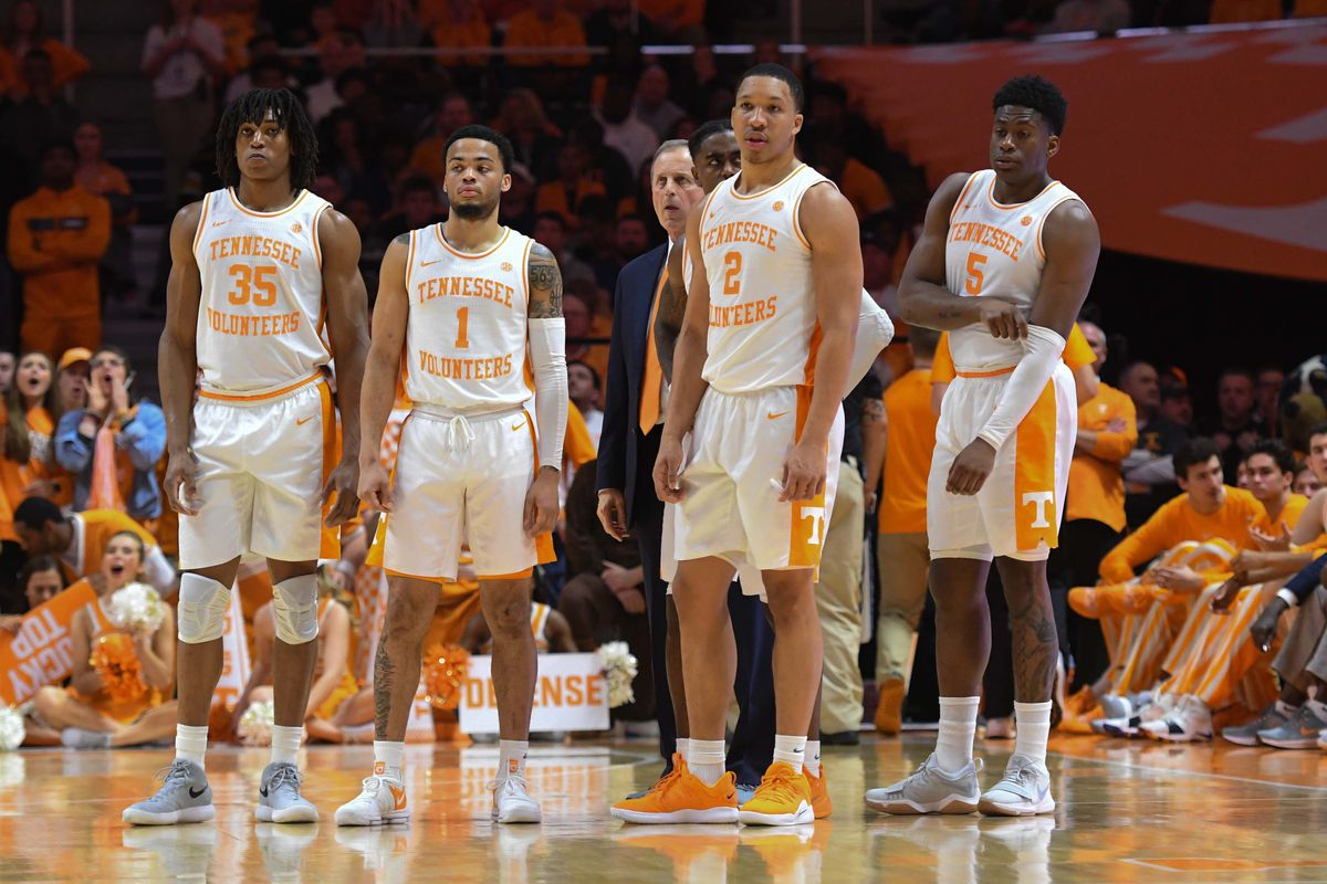 best service 90587 f3c3a Tennessee Vols Basketball: Looking at the week ahead - Rocky ...