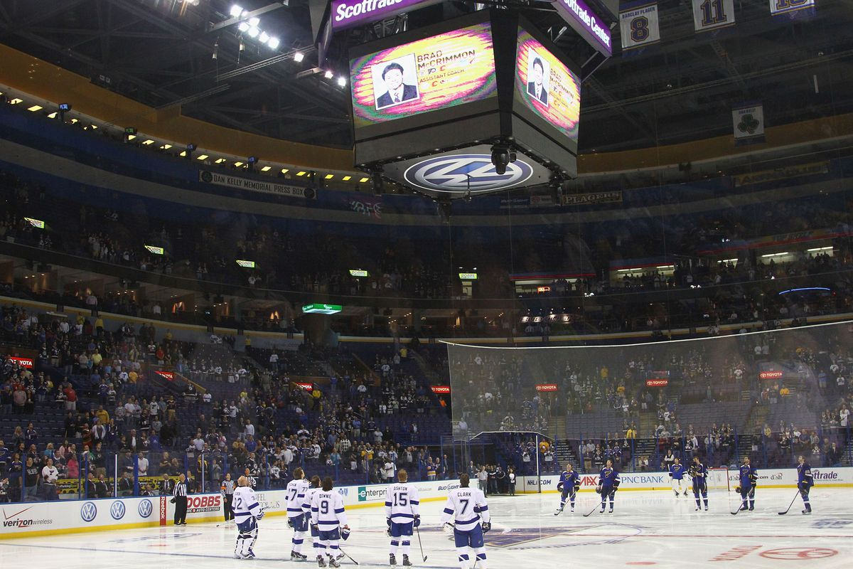 Tampa Bay Lightning v St. Louis Blues
