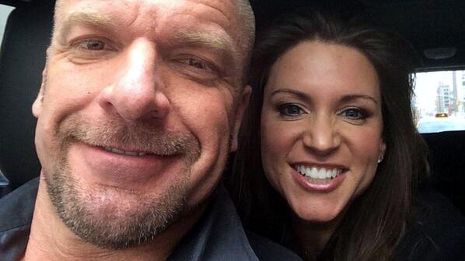 Triple H Congratulates Philadelphia Eagles; Unveils Custom