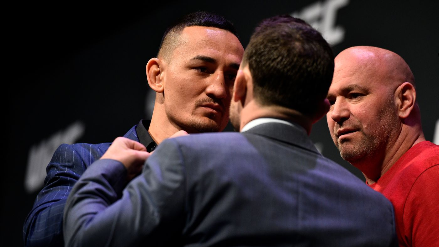 Max Holloway vs Frankie Edgar full fight video preview for UFC 240 PPV main event