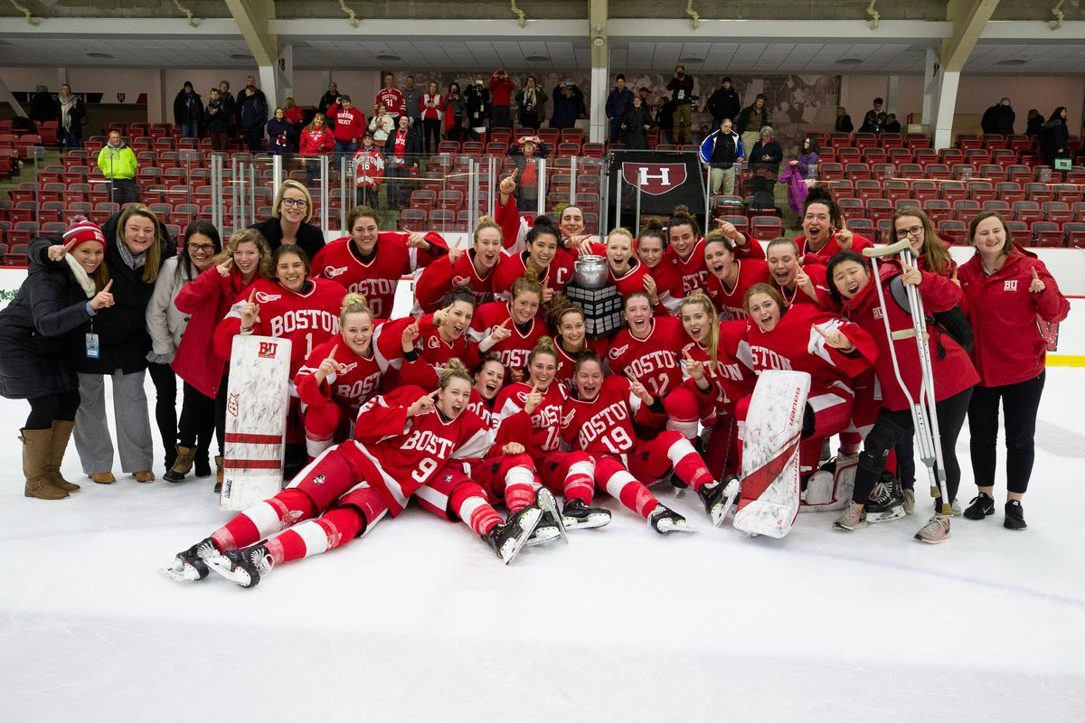 SB Nation's Women's College Hockey Division I Poll: Chaotically Calm