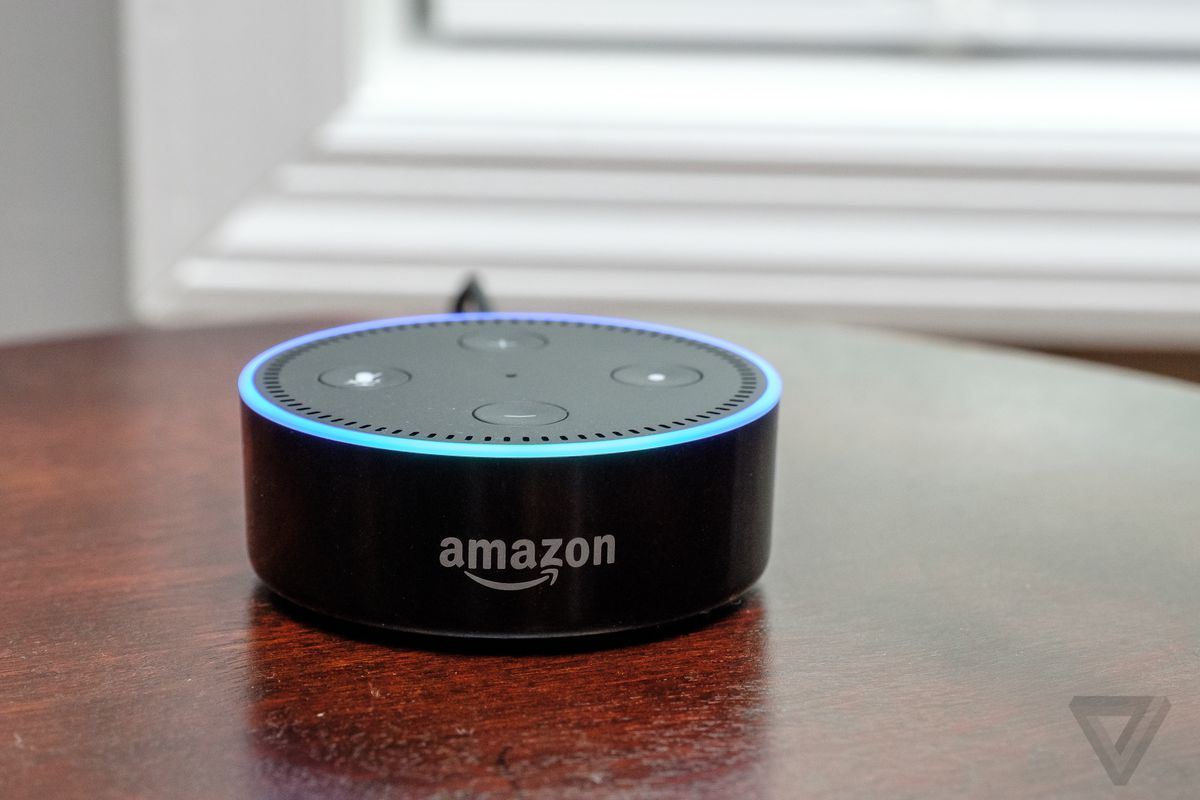 Amazon Alexa Has A Random Laughing Problem