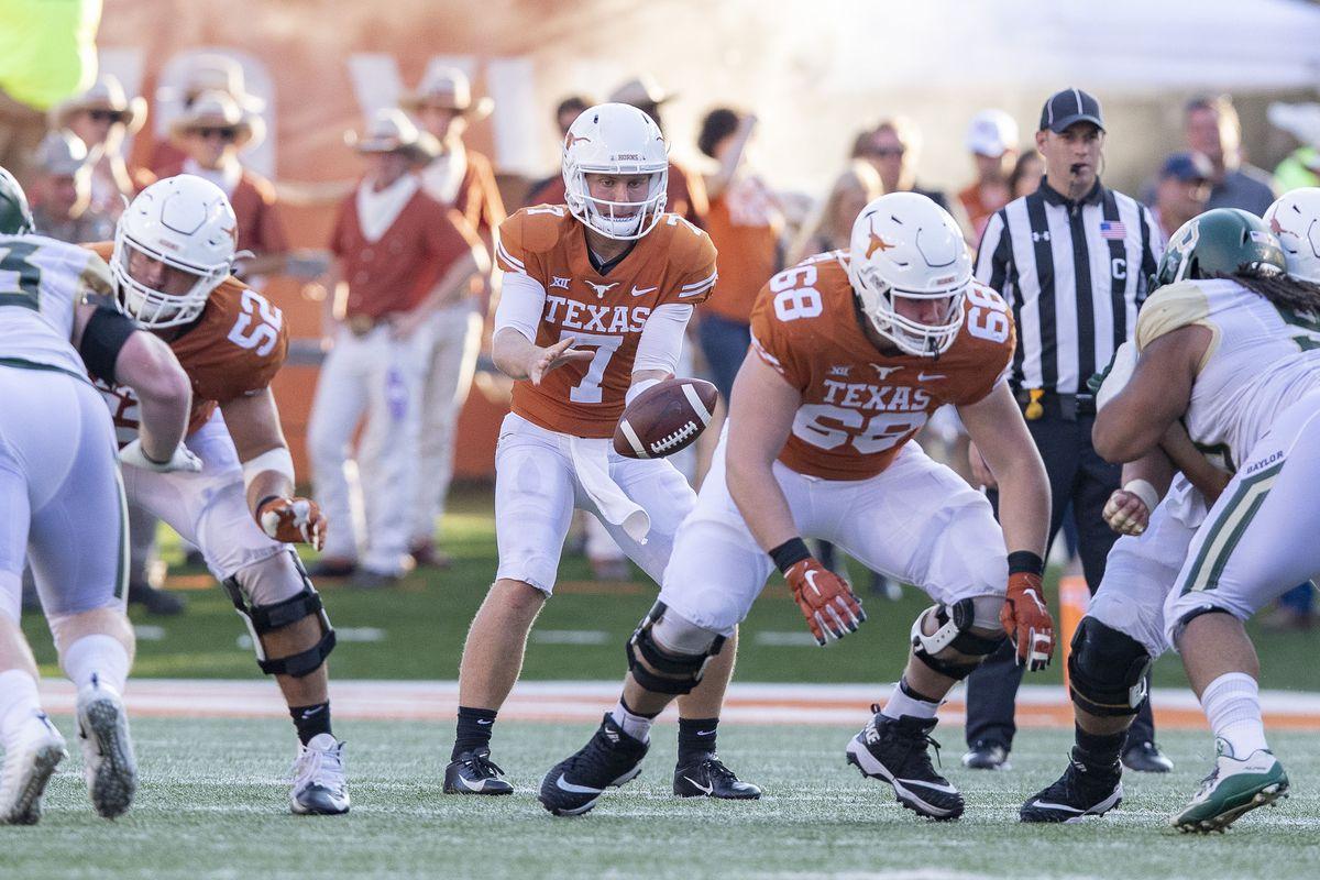 bdbf7ff4882 Preview: No. 6 Texas at Oklahoma State - Cowboys Ride For Free