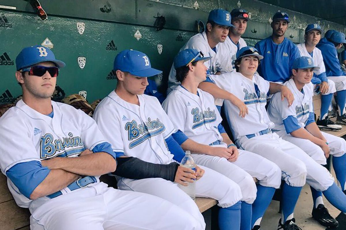 The UCLA Bruin baseball team needs a team effort today to avoid a series loss against top ranked Oregon State