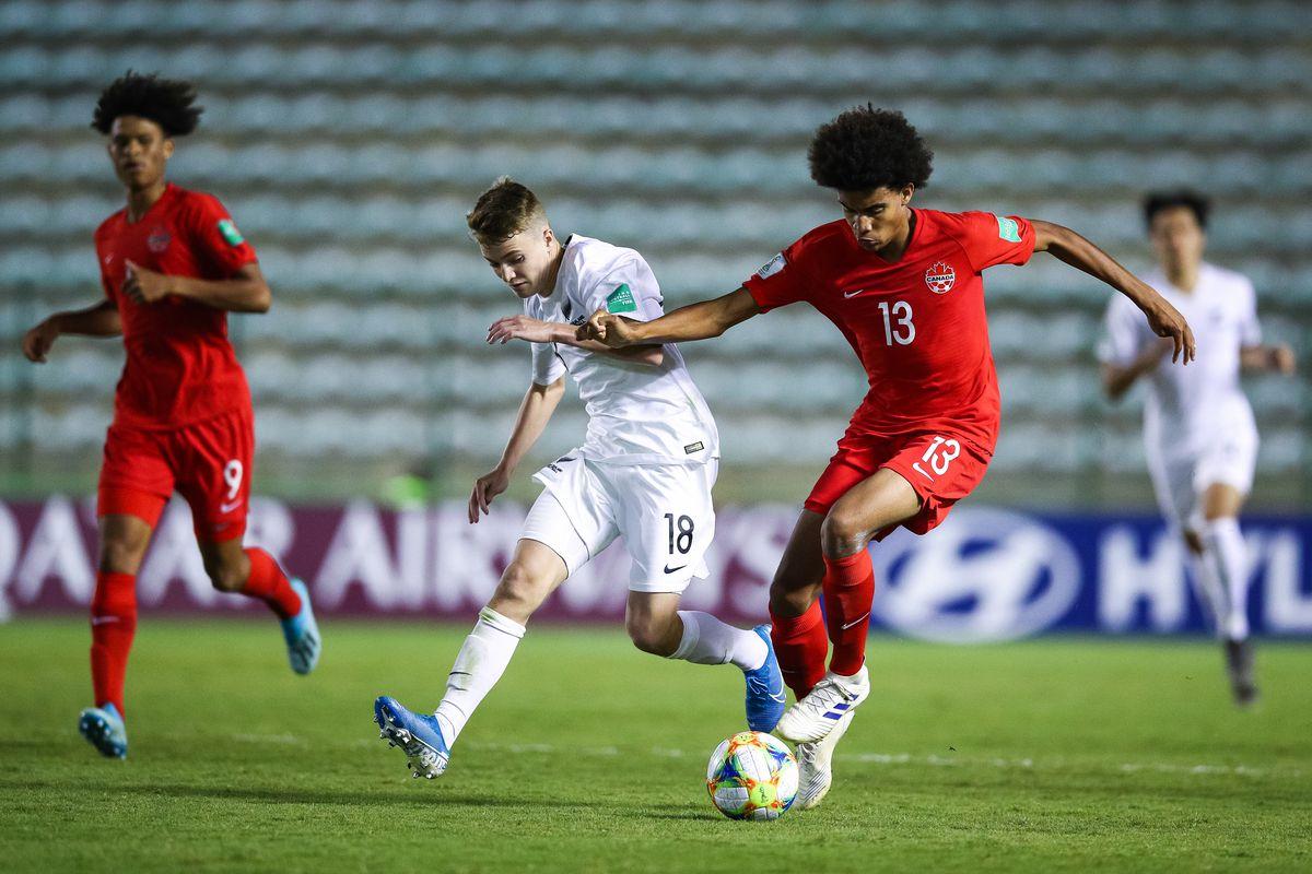 Canada v New Zealand - FIFA U-17 World Cup Brazil 2019