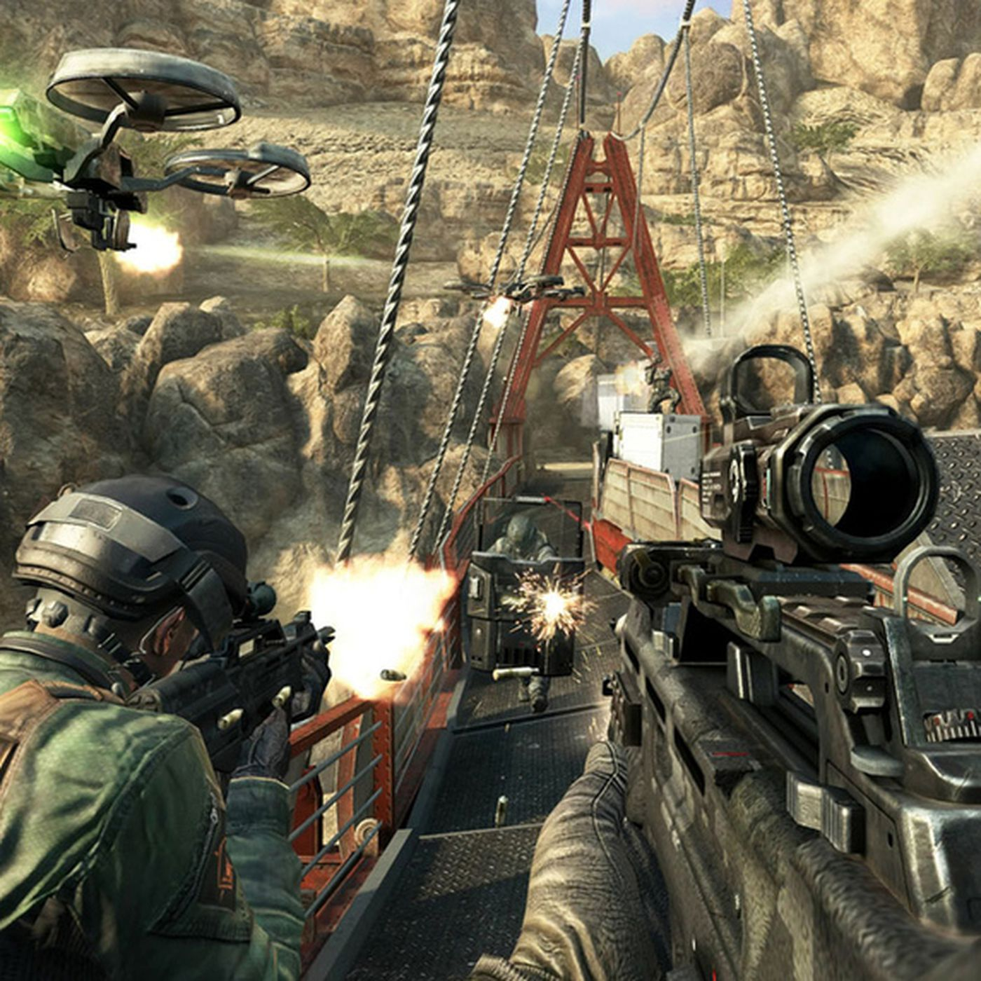 Call of Duty: Black Ops 2 developer lays down the rules of what will