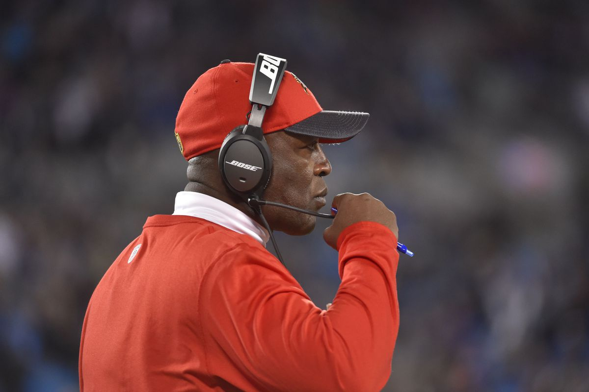 According to reports, Lovie Smith will be donning a different shade of orange this fall.