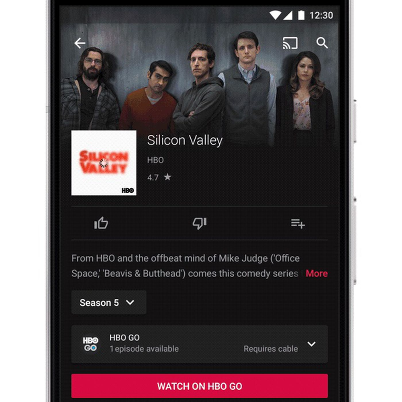 stream new movies android app