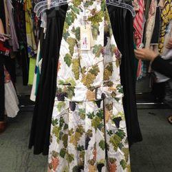 Kenzo dress, $250