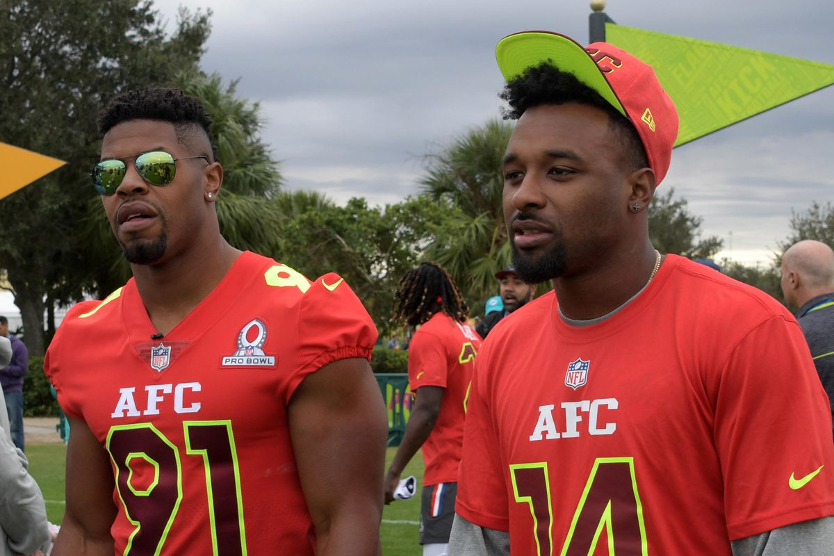 newest cb8f0 dd435 2017 Pro Bowl: Game time, TV schedule, online stream ...