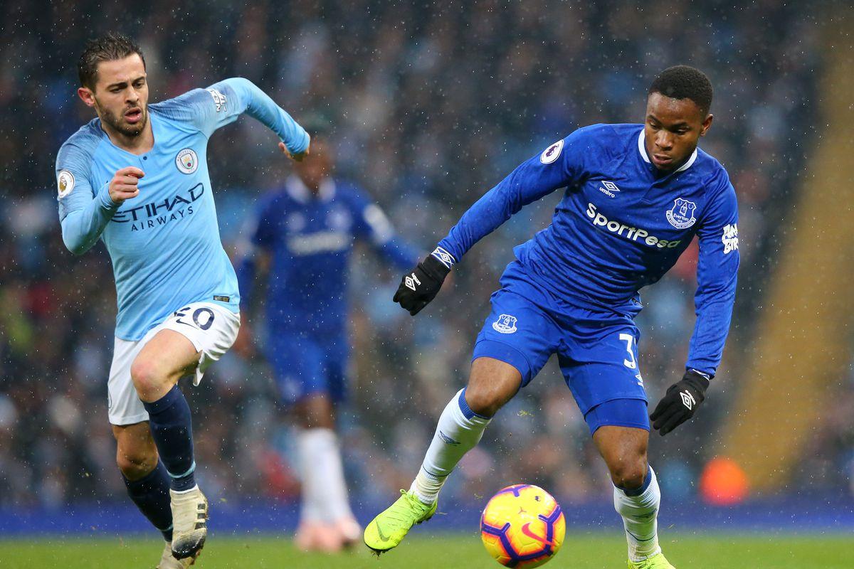 Manchester City v Everton FC - Premier League
