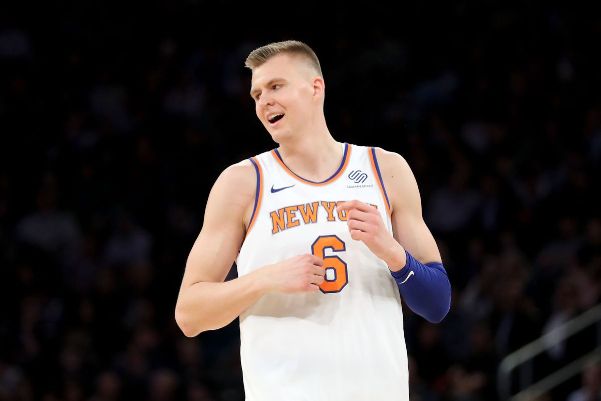 aaa9862f5851 Here s why Kristaps Porzingis and others won t sign their rookie extension  today. It s a good thing. New ...